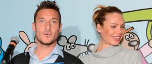 Settimanale rivela: Totti e Ilary litigano al ristorante per il terzo figlio