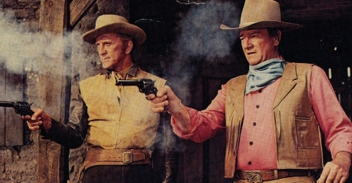 """Dio creò gli uomini diversi, Samuel Colt li rese uguali"""