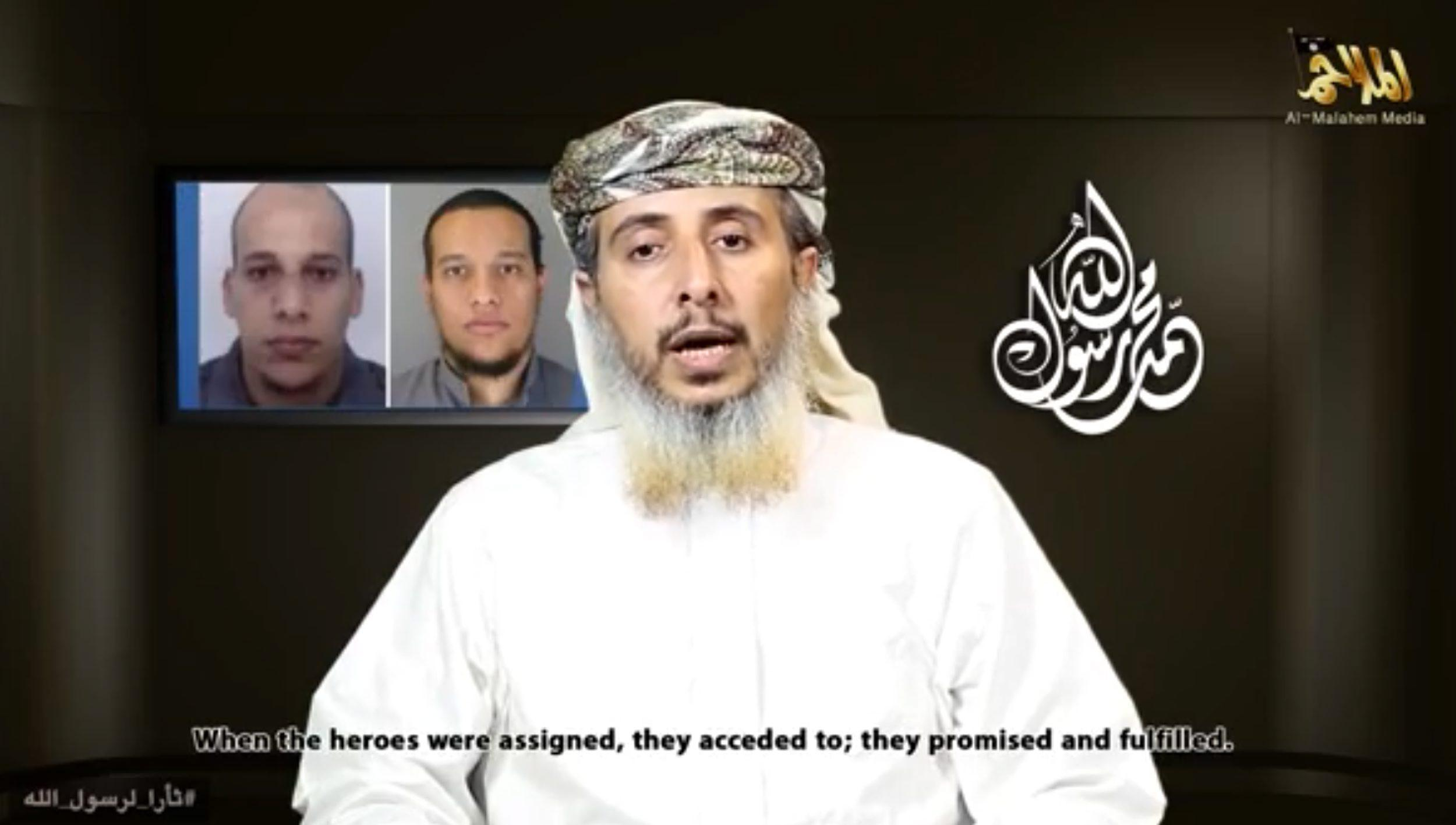 video al qaeda su attentati parigi