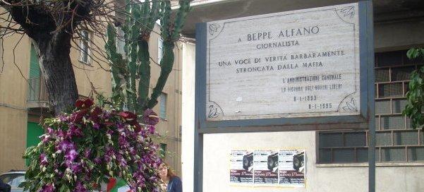 """22 anni fa l'omicidio di Beppe Alfano, giornalista missino sempre """"contro"""""""