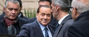 Colle, Berlusconi non va all'incontro con Renzi. Presente delegazione di FI