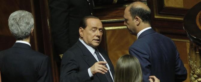 Quirinale, disgelo tra Berlusconi e Alfano: incontro la prossima settimana