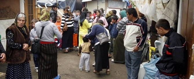 Sposa-bambina nel campo rom: altra storia di menzogne e mezze verità