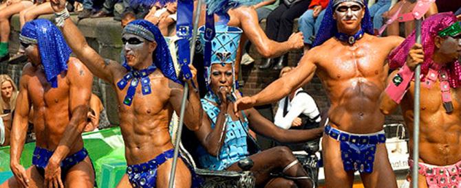 Lobby gay scatenata: ora sono proibiti anche i convegni sulla famiglia