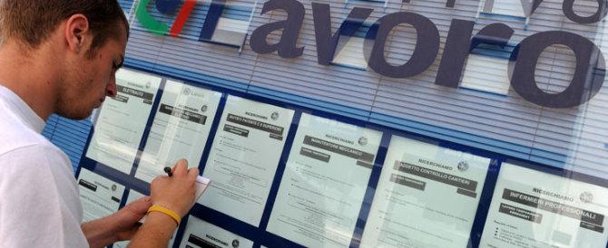 Non è un paese per giovani: il Jobs Act fa bene solo agli over 50