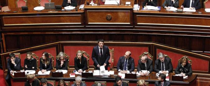 Renzi pensa a un mini-rimpasto per ringraziare Alfano e i Dem ribelli