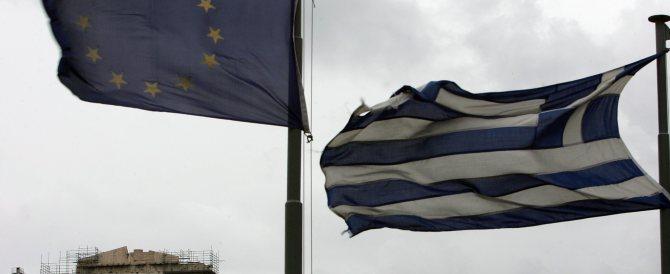 Perchè la Grecia fuori dall'euro è un rischio per noi e un regalo agli altri