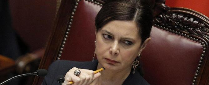 """Boldrini """"sotto inchiesta"""" alla Camera: come fu pagata la sua vacanza?"""