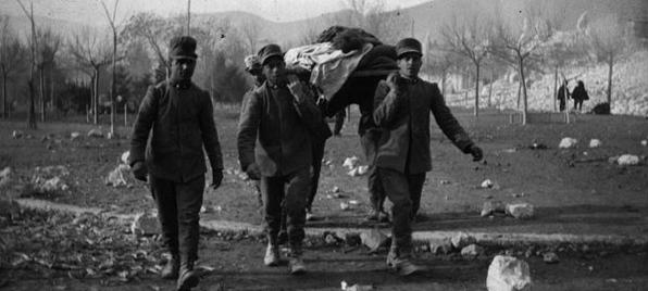 I lupi arrivarono nei villaggi distrutti: 100 anni fa il terremoto nella Marsica