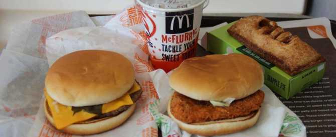 Crisi dell'hamburger, cambio della guardia ai vertici di McDonald's