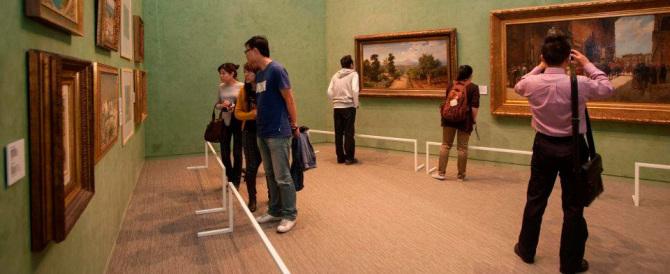 Musei, 2000 mancati funzionari protestano: patrimonio a rischio