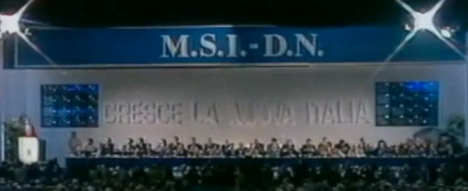 A vent'anni dalla svolta di Fiuggi. Il secondo capitolo del docuweb (video)