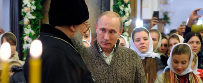 Putin spiazza tutti: «Vietato insultare le religioni» (e i suoi nemici dicono che…)