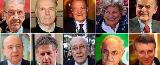 Rivoluzionari grillini: candidano Prodi e Bersani al Quirinale