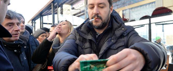 Salvini a Renzi: «Sei un poveretto, ti vedo bene nella Fattoria di Orwell»