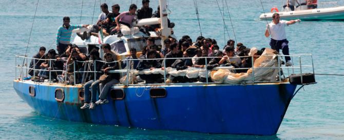 """Nel silenzio """"elettorale"""" è ripreso l'esodo apocalittico di immigrati verso l'Italia"""