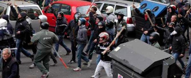 Cremona, i giornali colpevolizzano CasaPound e assolvono i centri sociali