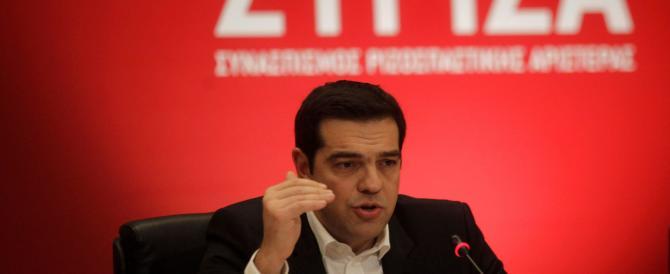 Sel canta con Tsipras e la compagna Castellina vuole farsi una canna