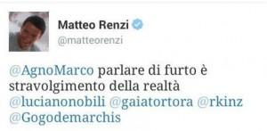Calcio: tweet Renzi su Udinese-Roma, gol rubato? Non è vero