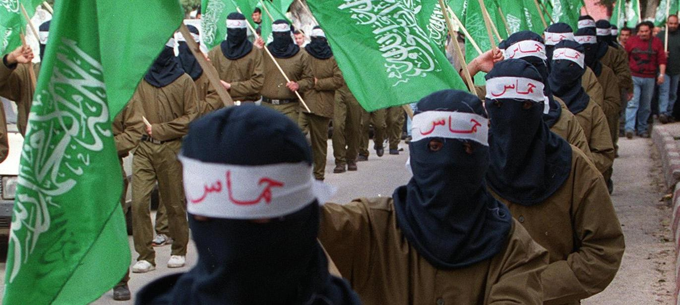 Uomini di Hamas