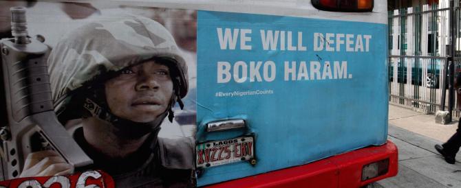 Controffensiva militare nigeriana contro Boko Haram: trecento morti