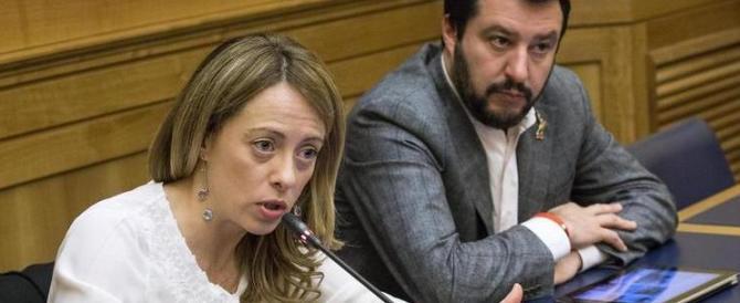 Salvini e Meloni contro Renzi. Insieme a piazza del Popolo il 28 febbraio
