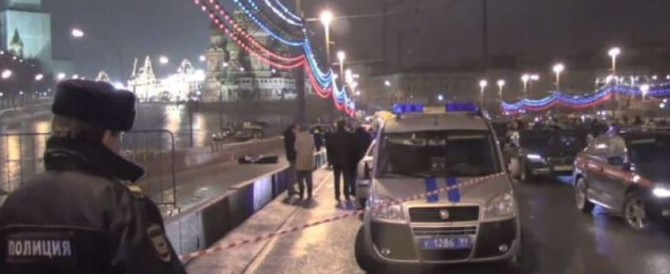 Mosca: ucciso Boris Nemtsov, leader dell'opposizione a Putin