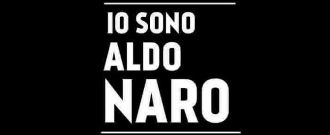 """""""Io sono Aldo Naro"""": la rabbia dei siciliani per il 25enne ucciso a Palermo"""