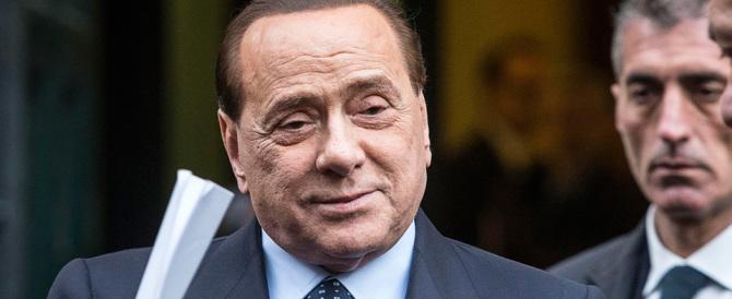 Berlusconi: «Non accettiamo diktat da Salvini su candidati e alleati»