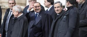 «Berlusconi ha negoziato una resa che consegna l'Italia a Renzi»