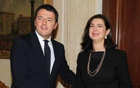 Scontro Boldrini-Renzi sulla Rai. «Non c'è fretta…». E Matteo si arrabbia