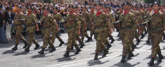 """Per l'intervento in Libia """"si scalda"""" la brigata Sassari. Ma non basta"""