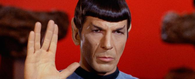 """Addio al dottor Spock di """"Star Trek"""": è morto a Los Angeles Leonard Nimoy"""