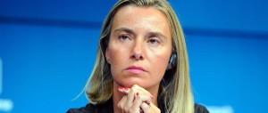 La Mogherini ci fa sapere cosa pensa dell'Isis: «Va combattuto»