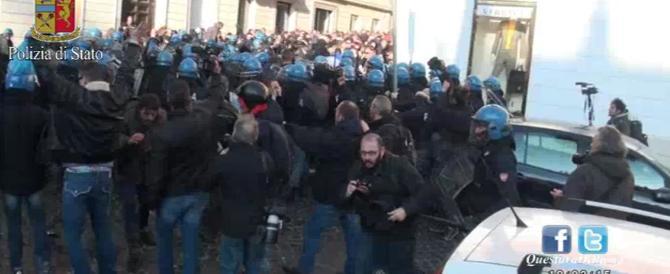 Effetto Feyenoord, a Roma (solo ora) 500 militari. Gasparri: «Chiacchiere»
