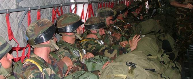 I nostri militari pronti per la Libia. Ruolo centrale per i parà della Folgore