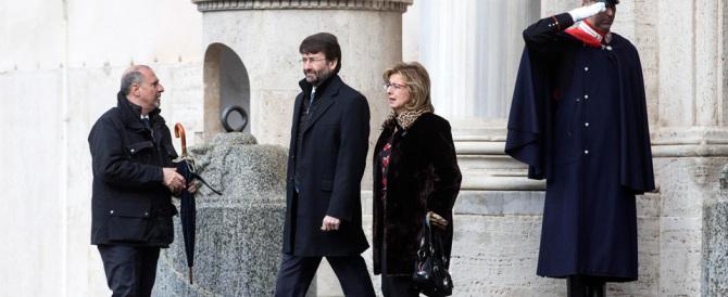 Pompei, nuovo disastro. «Franceschini si dimetta o chieda scusa a Bondi»