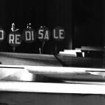 Gino Paoli a Sanremo canta Sapore di sale (fonte Facebook)