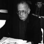Il Gino Paoli comunista. Deputato del Pci dal 1987 al 1992 (fonte Facebook)