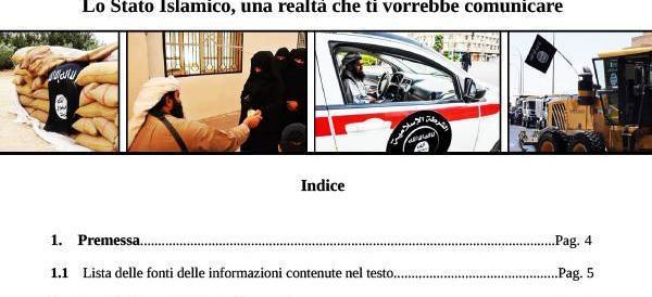 Spunta il dossier dell'Isis in italiano: «Ecco come conquisteremo Roma»