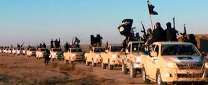 Isis, terrore su Twitter: «Arriviamo a Roma»