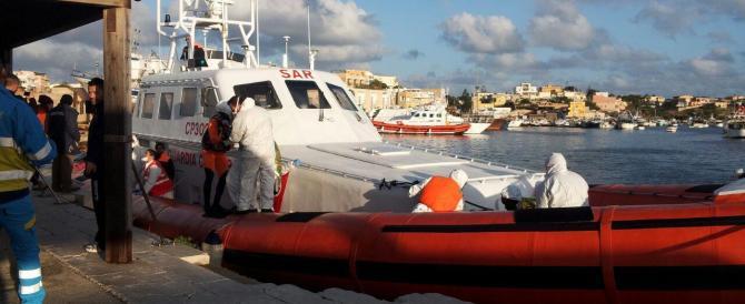 Sale a 330 morti il bilancio dell'ultima strage di Lampedusa