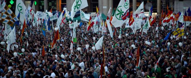 Sondaggio Ipsos, il 90% degli elettori azzurri pronto a consegnarsi a Salvini