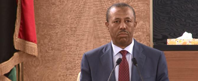 L'allarme del premier libico: i jihadisti vicini al confine con la Tunisia