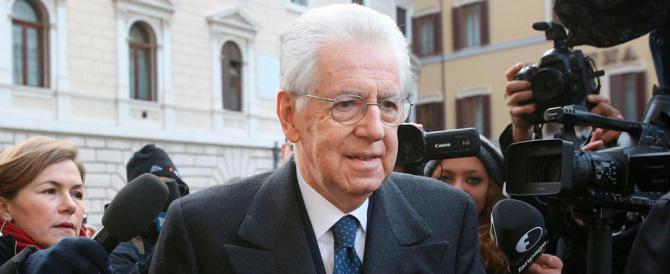 """Mario Monti, la storia del triste declino di """"Bin Loden"""""""