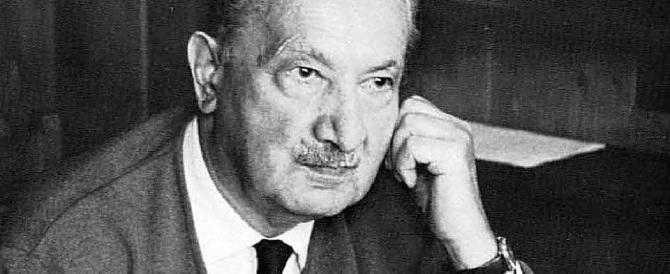 Veneziani difende Heidegger: macché antisemita, fu un grande del '900