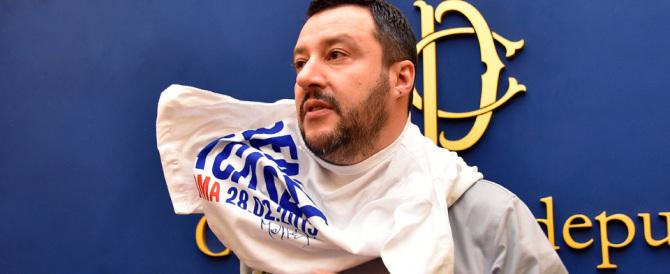 Salvini: ci contestano le idee usando le spranghe, certa gente vada in galera