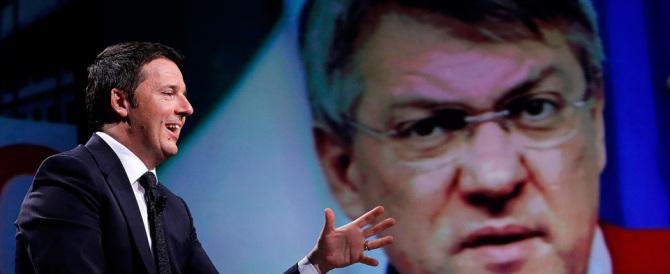 Renzi, rissa a sinistra. «Landini in politica perché il sindacato lo ha mollato»