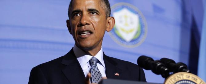 Obama chiede al Parlamento poteri di guerra