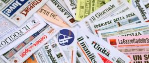 I giornali del 24 febbraio visti da destra: dieci titoli da non perdere